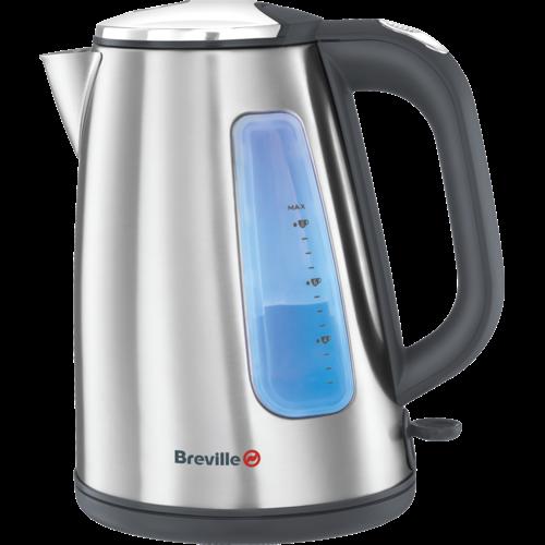 Fierbator de apa Breville Inox Satin 2200W 1.7L Argintiu