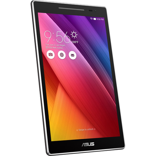 Tableta Asus ZenPad Z380M 8 MediaTek 8163 16GB Flash 2GB RAM Dark Grey