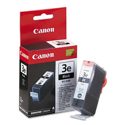 Cartus inkjet Canon BCI-3EBK Black 420 pagini