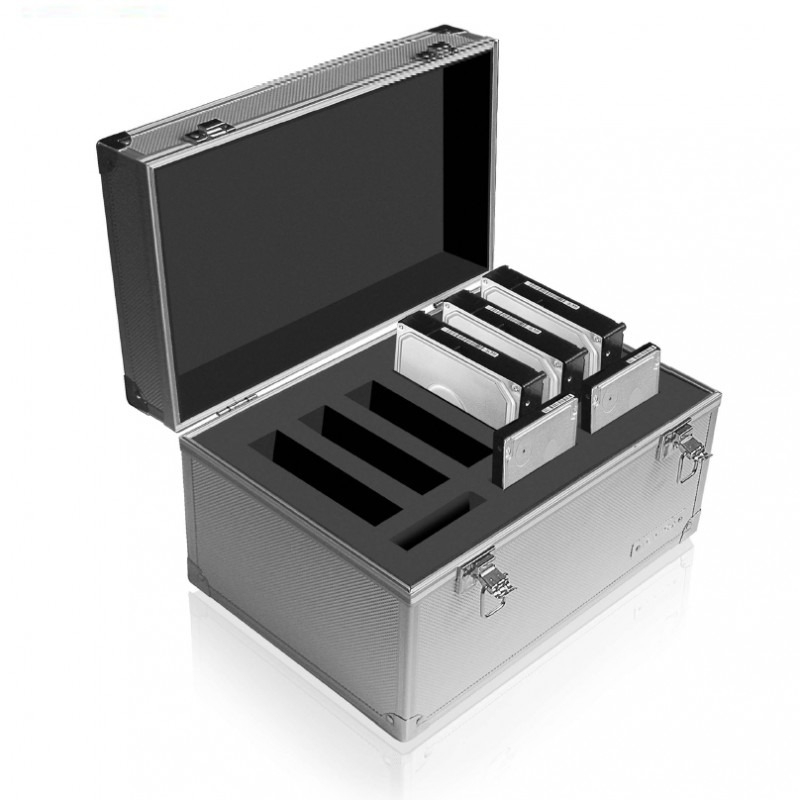 Carcasa stocare HDD Raidsonic IB-AC626 2.5/ 3.5 inch