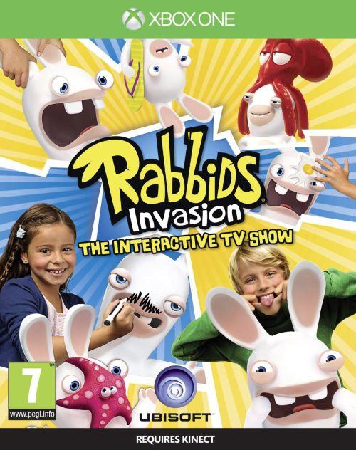 Rabbids Invasion (Kinect Compatible) Xbox One