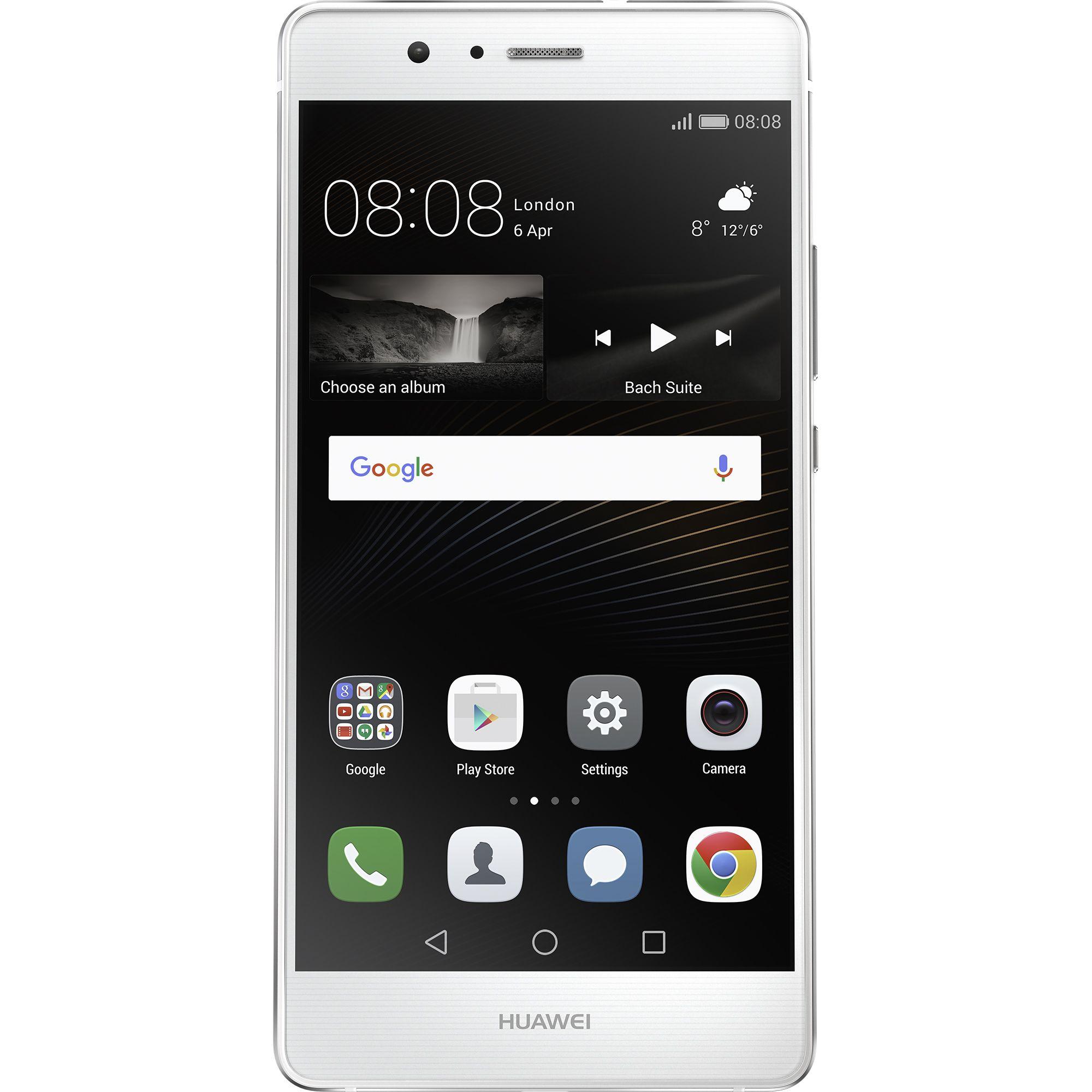 Telefon Mobil Huawei P9 Lite Venus 16GB 2GB RAM Dual SIM 4G White