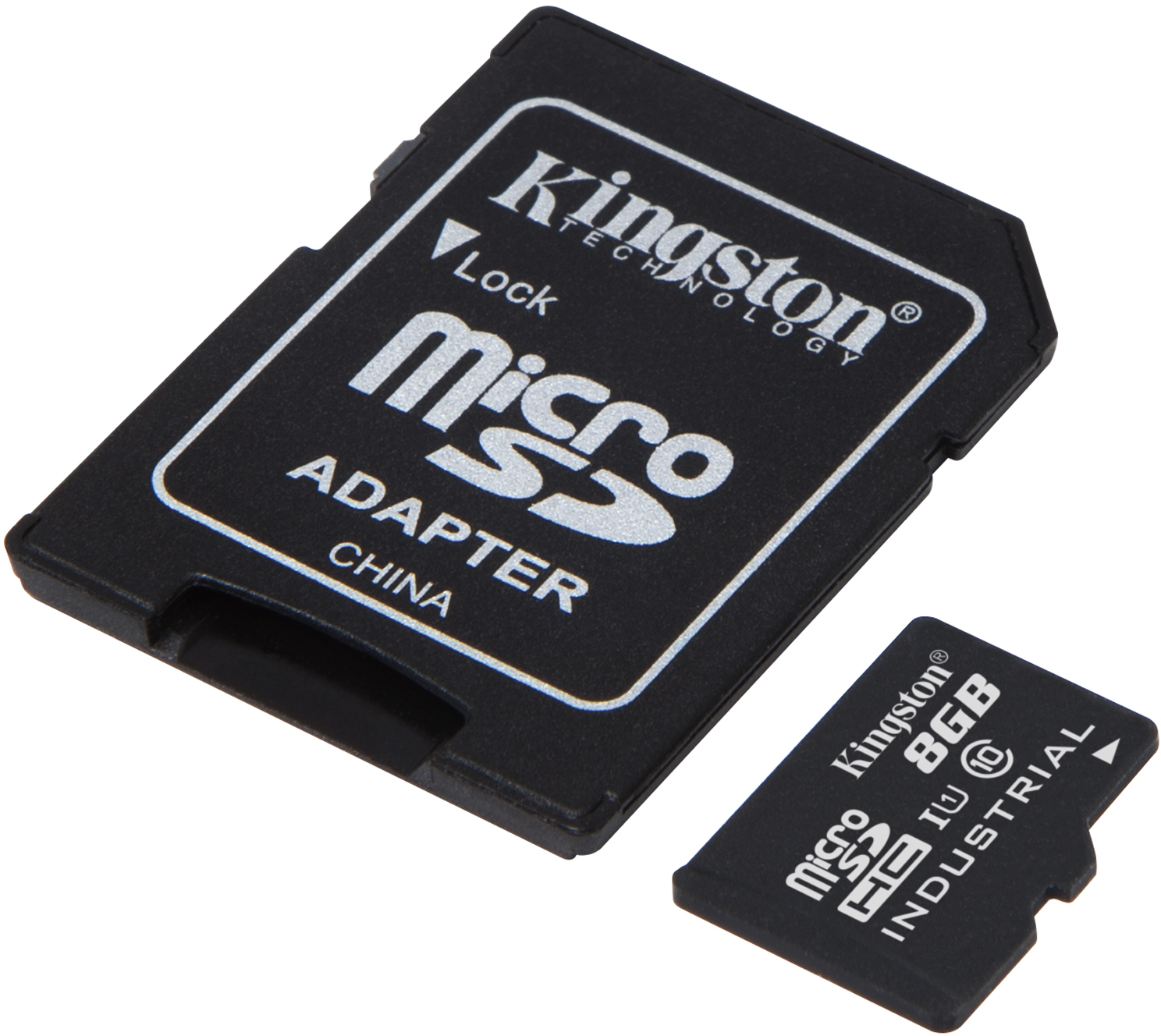 Card de memorie Kingston Micro SDHC UHS-I Temp Card 8GB Clasa 10