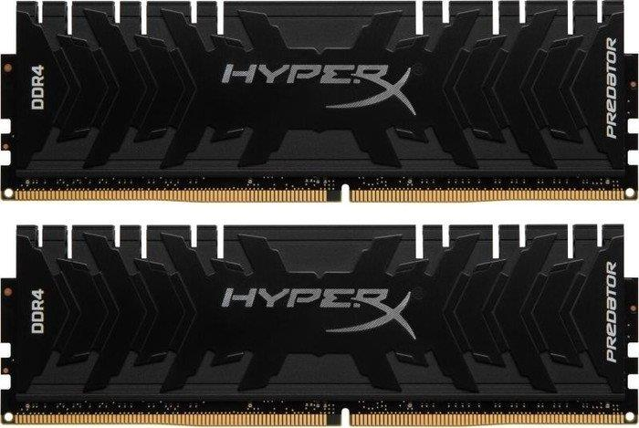Memorie Desktop Kingston HyperX Predator 32GB (2 x 16GB) DDR4 3000MHz
