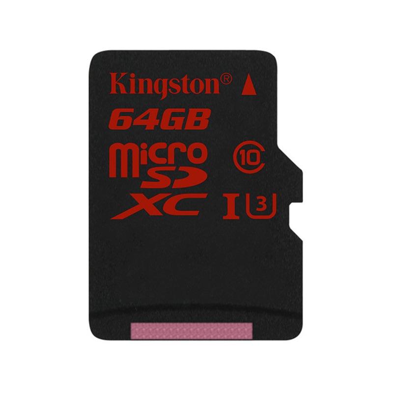 Card de memorie Kingston Micro SDHC 64GB UHS-I U3 Class 10