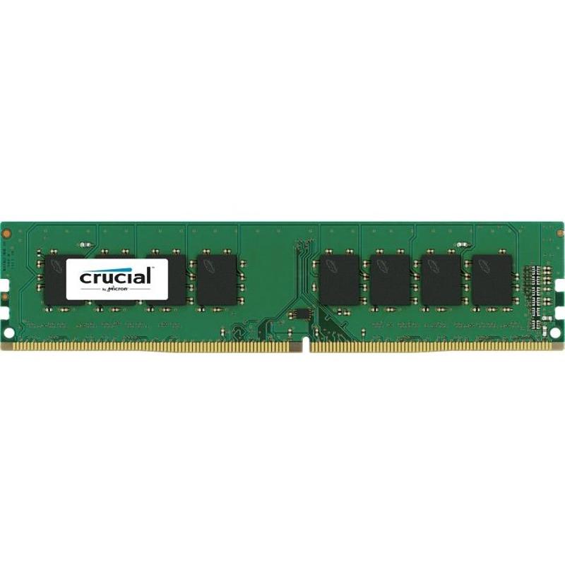 Memorie Desktop Micron Crucial 8GB DDR4 2400MHz