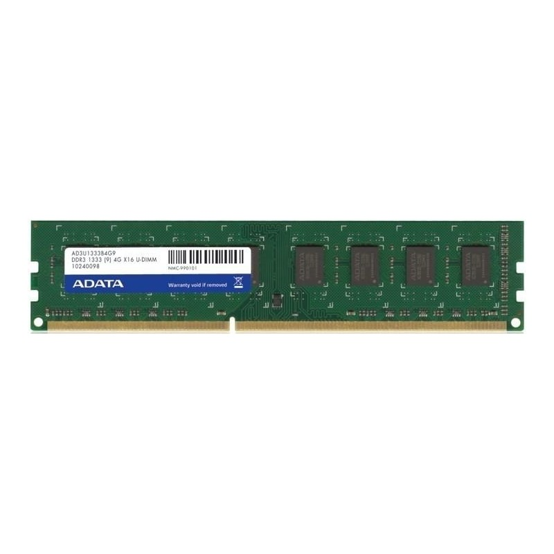 Memorie Desktop A-Data Premier 4GB DDR3 1333MHz Retail