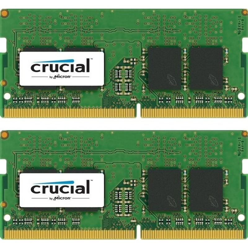 Memorie Notebook Micron Crucial 16GB (2 x 8GB) DDR4 2400MHz