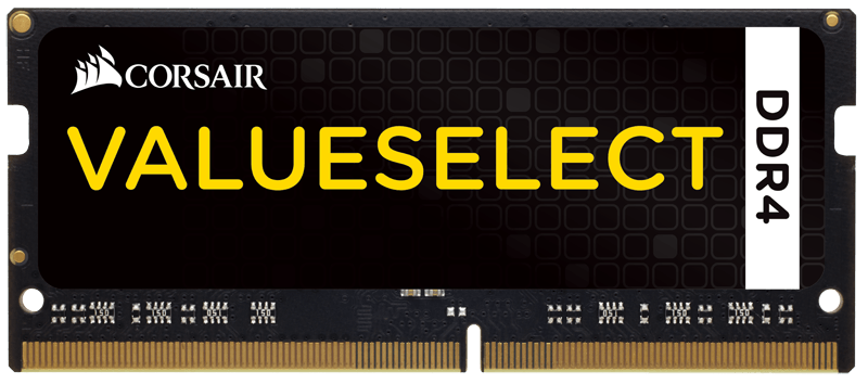 Memorie Notebook Corsair Value Select 8GB DDR4 2133MHz