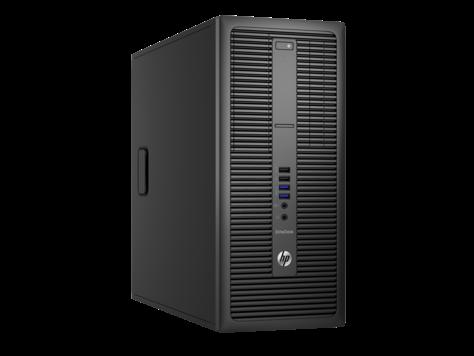 Sistem Brand HP EliteDesk 800 G2 MT Intel Core i3-6100 RAM 4GB HDD 500GB Windows 7 Pro / 10 Pro