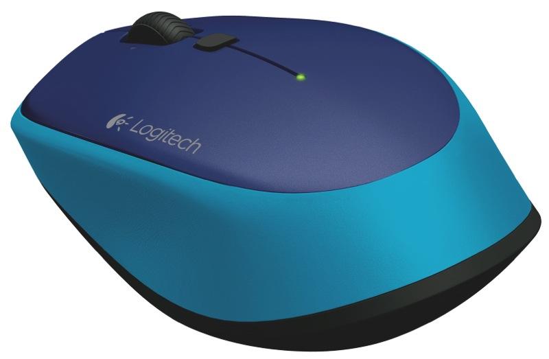 Mouse Logitech M335 Wireless Blue