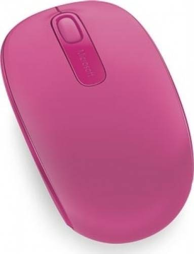 Mouse Microsoft Wireless Mobile 1850 Magenta