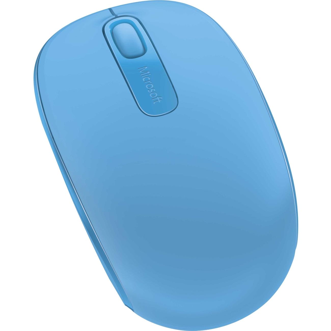 Mouse Microsoft Wireless Mobile 1850 Cyan
