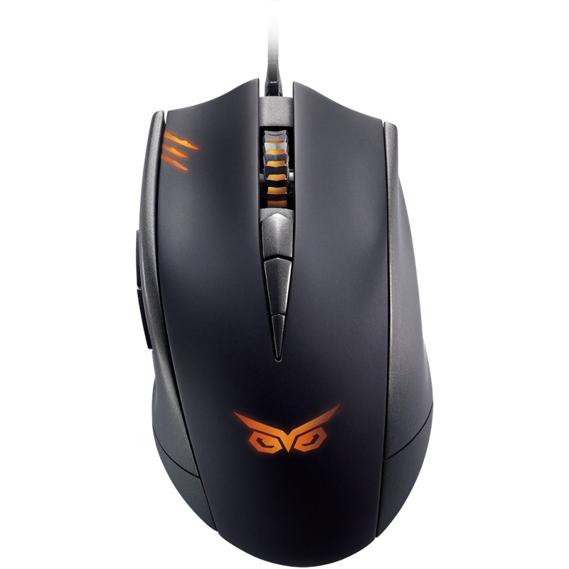 Mouse Gaming Asus Strix Claw Black