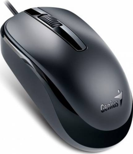 Mouse Genius DX-120 Black USB