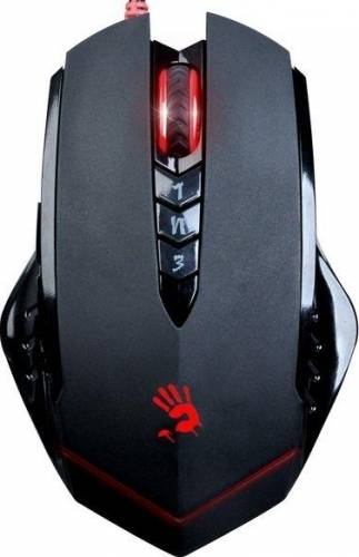 Mouse A4Tech Bloody Gaming V8m Holeless Engine Metal Feet