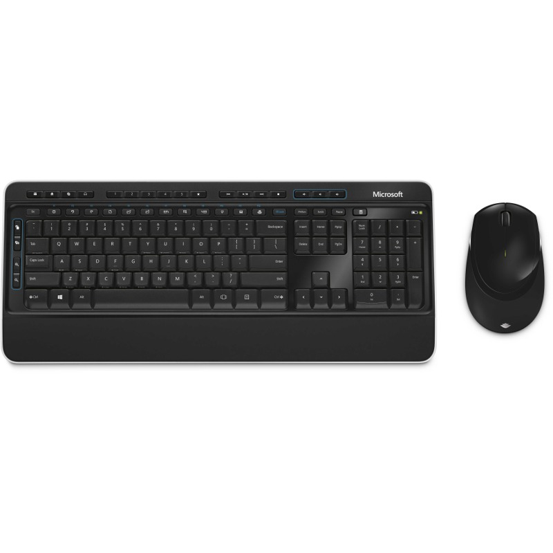 Kit Tastatura & Mouse Microsoft 3050 Wireless