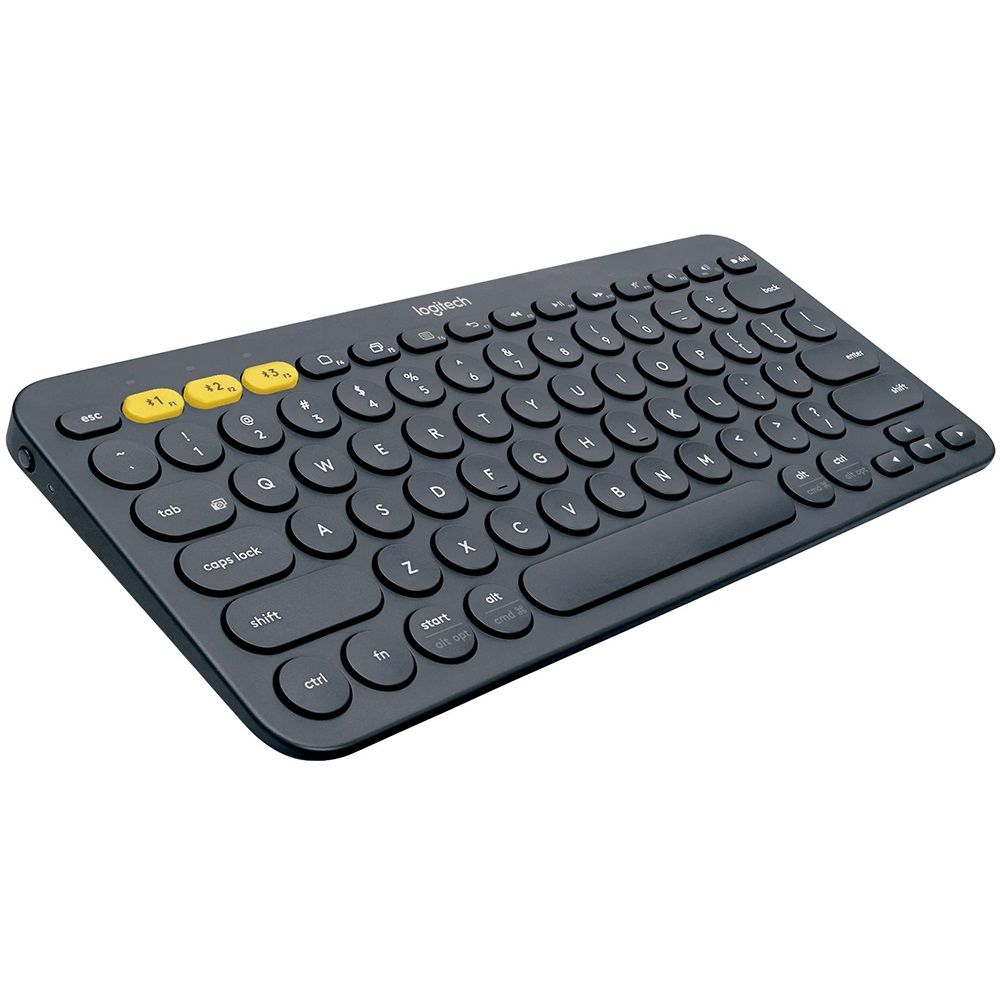 Tastatura Logitech K380 Multi-Device Bluetooth Dark Grey (US INTL)