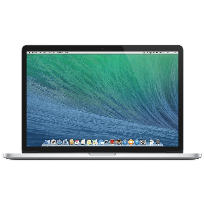Notebook Apple MacBook Pro Retina 15 Intel Core i7 RAM 16GB SSD 256GB OS X Yosemite Argintiu