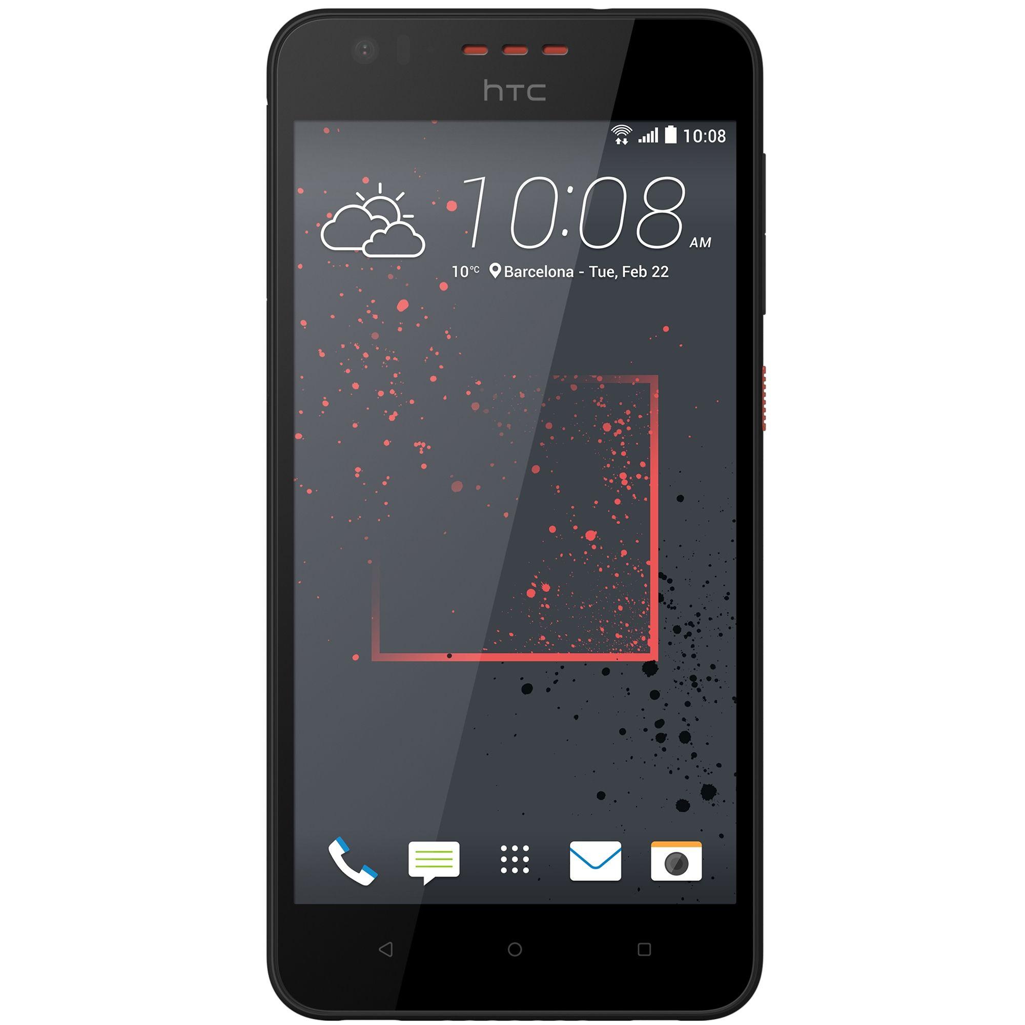 Telefon Mobil HTC Desire 825 16GB Single SIM 4G Dark Grey