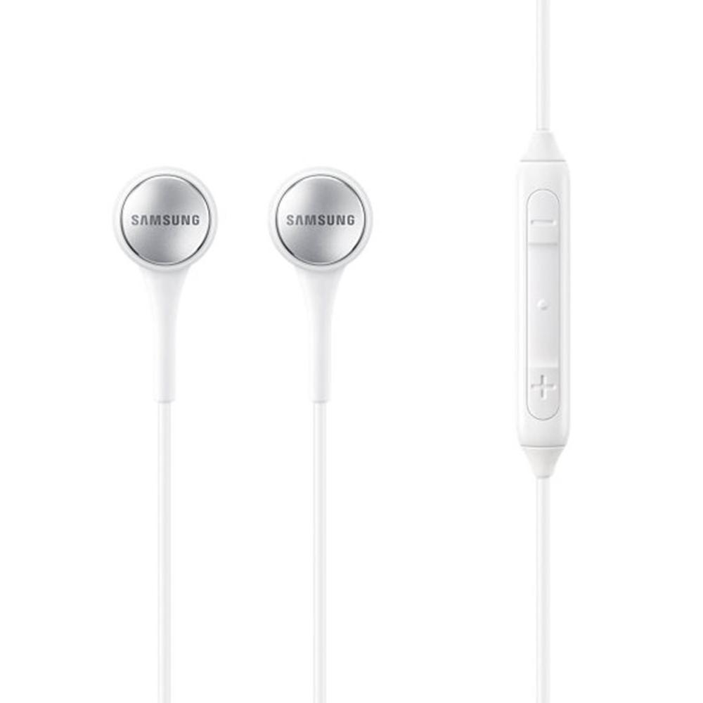 Casca cu fir stereo Samsung Headset In-Ear EO-IG935BWEGWW White