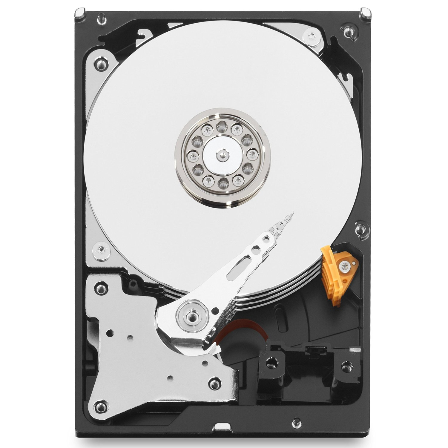 Hard Disk Desktop Western Digital Red 3.5 8TB SATA 3