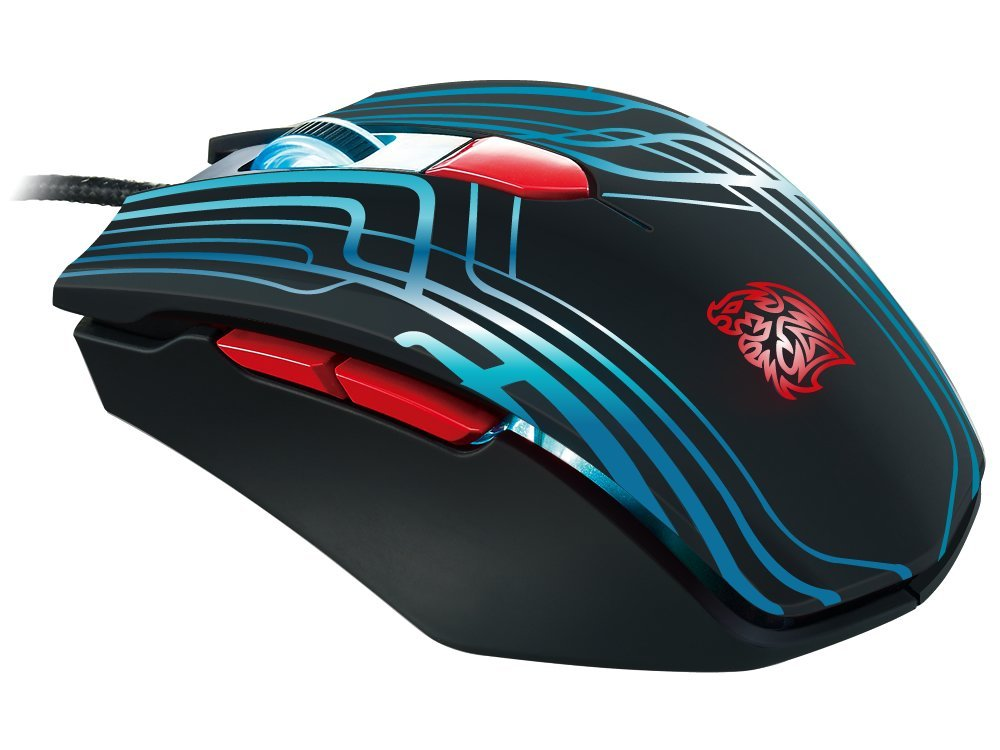 Mouse Thermaltake Tt eSPORTS Talon Black