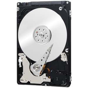 Hard Disk Notebook Western Digital Black Mobile 320GB SATA3 7200 rpm 32MB