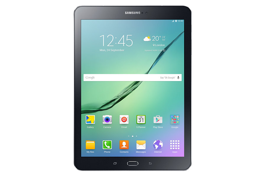 Tableta Samsung Galaxy Tab S2 2016 T819 9.7 32GB Flash 3GB RAM WiFi + 4G Black