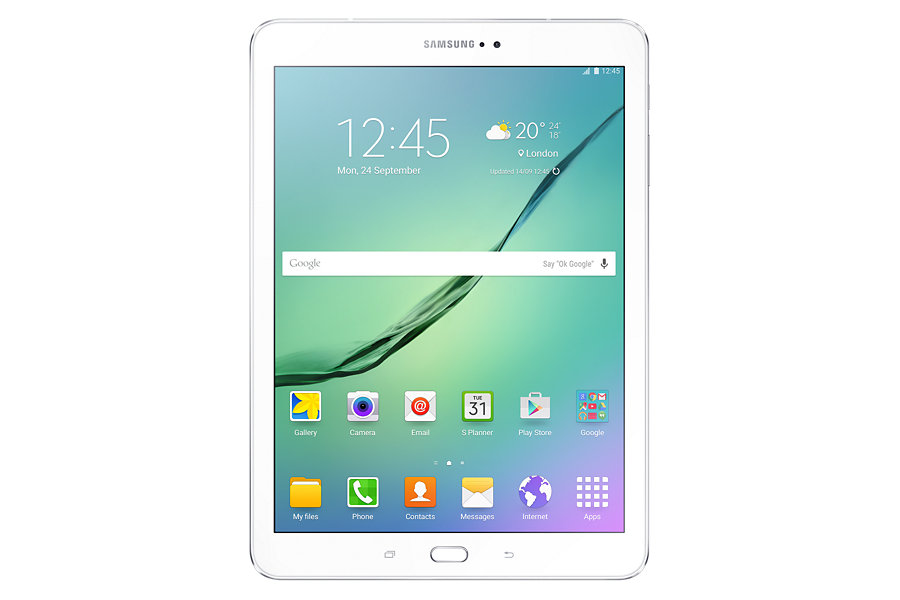 Tableta Samsung Galaxy Tab S2 2016 T819 9.7 32GB Flash 3GB RAM WiFi + 4G White