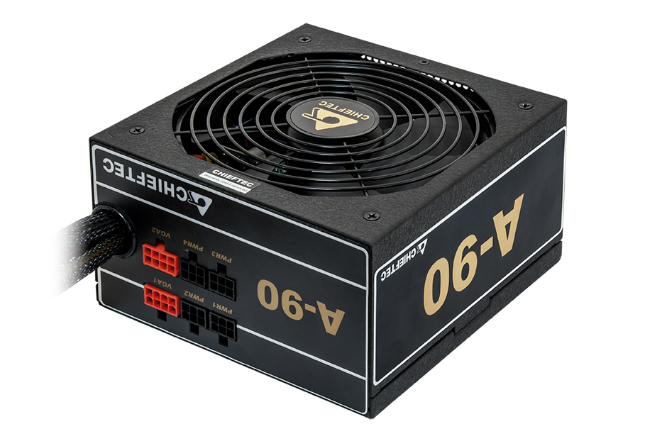 Sursa PC Chieftec A-90 Series GDP-650C Modulara 650W