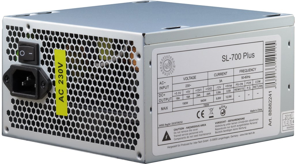 Sursa PC Inter-Tech SL-700 PLUS 700W