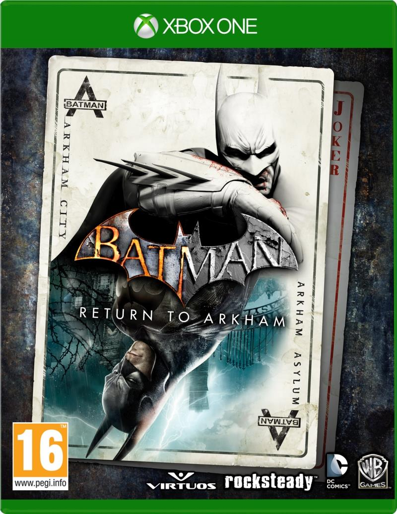 Batman: Return to Arkham Xbox One