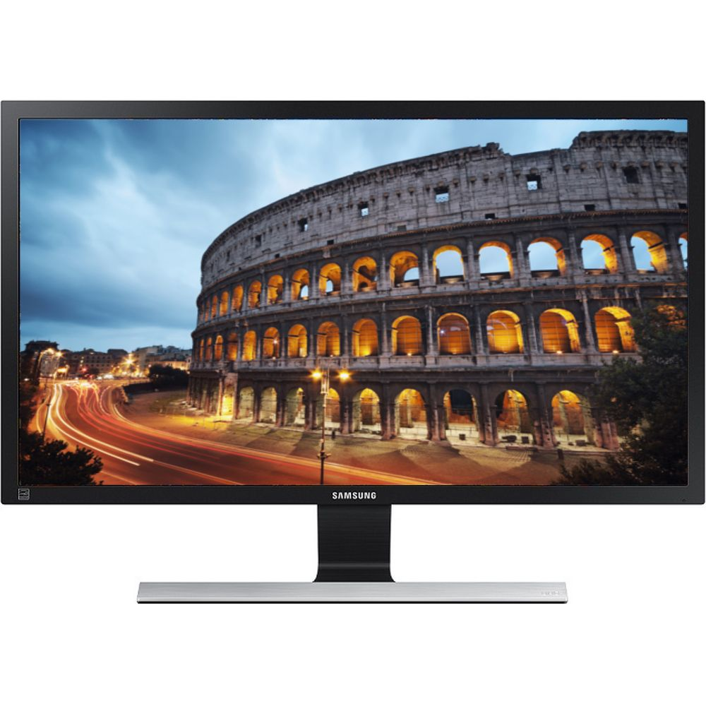 Monitor LED Samsung LU28E590DS 28 inch UHD Black