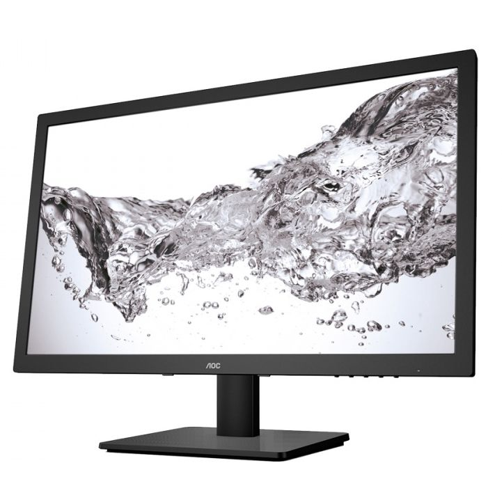 Monitor LED AOC E2475SWJ 23.6 inch Full HD Black