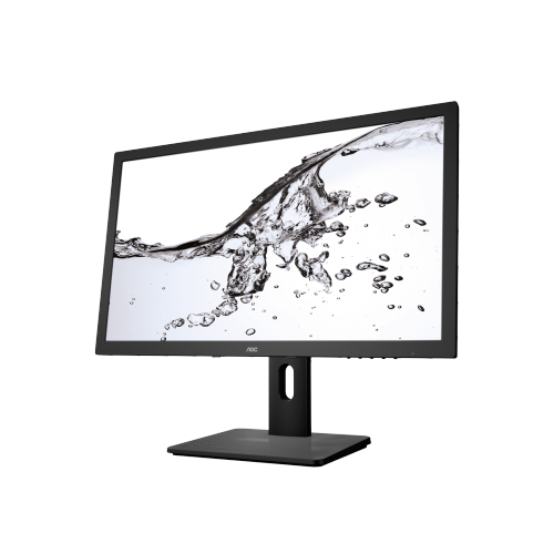 Monitor LED AOC E2475PWJ 23.6 inch Full HD Black