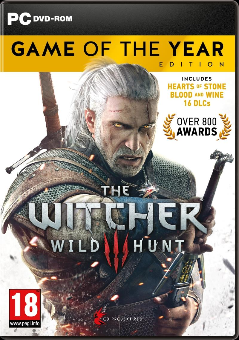 The Witcher 3: Wild Hunt Goty Edition PC