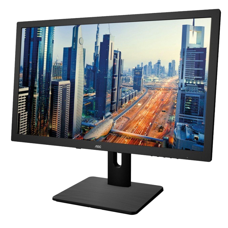 Monitor LED AOC Q2775PQU 27 inch AHVA-IPS WQHD Black