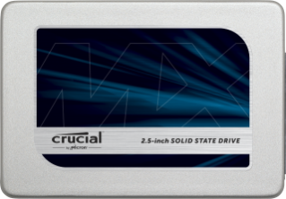 Hard Disk SSD Crucial MX300 525GB 2.5