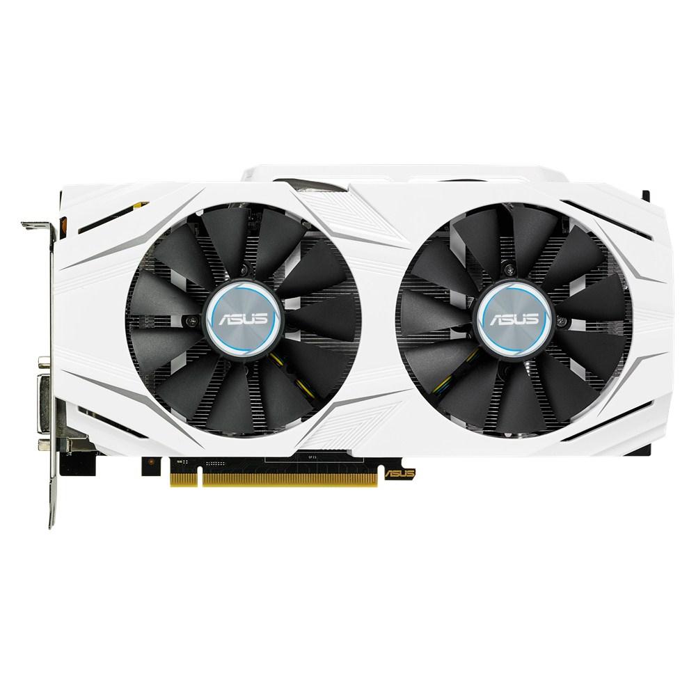 Placa Video ASUS GeForce GTX 1070 Dual OC 8GB GDDR5 256 biti