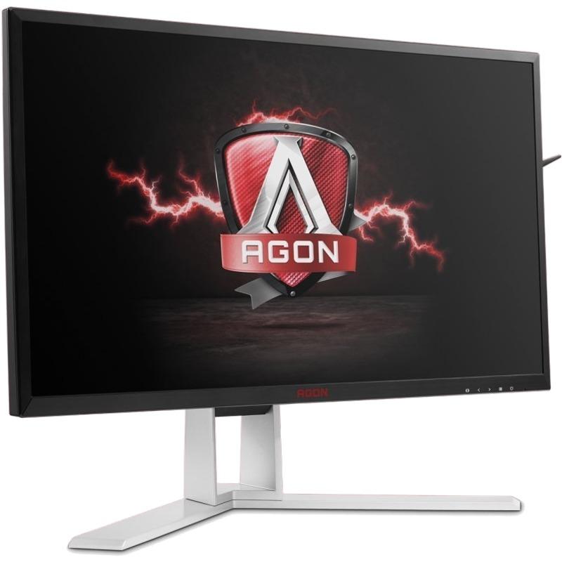 Monitor AOC Gaming Agon AG271QX 27 inch IPS 2K Black/Silver
