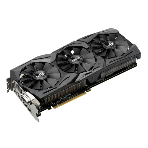 Placa Video ASUS Strix GeForce GTX 1070 8GB GDDR5 256 biti 1721 MHz