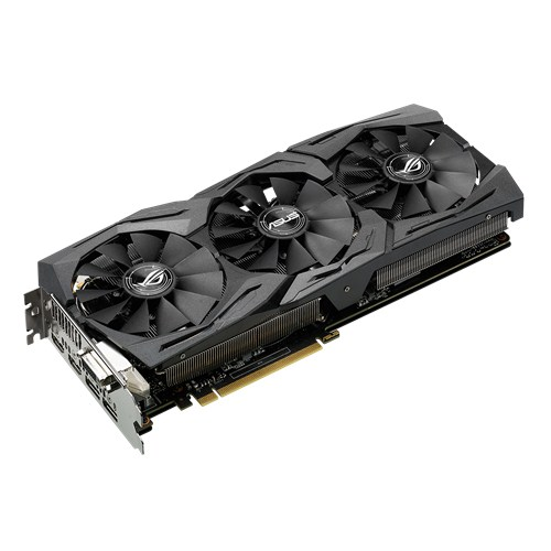 Placa Video ASUS Strix GeForce GTX 1060 6GB GDDR5 192 biti 1746 MHz