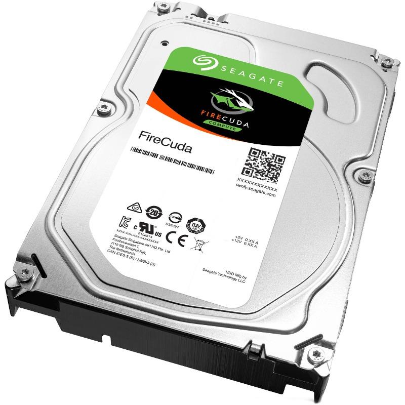 Hard Disk Desktop Seagate FireCuda SSHD 1TB SATA3 64MB