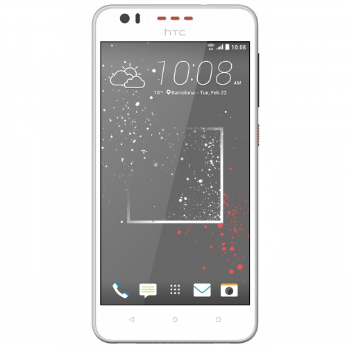 Telefon Mobil HTC Desire 825 16GB Single SIM 4G Sprinkle White
