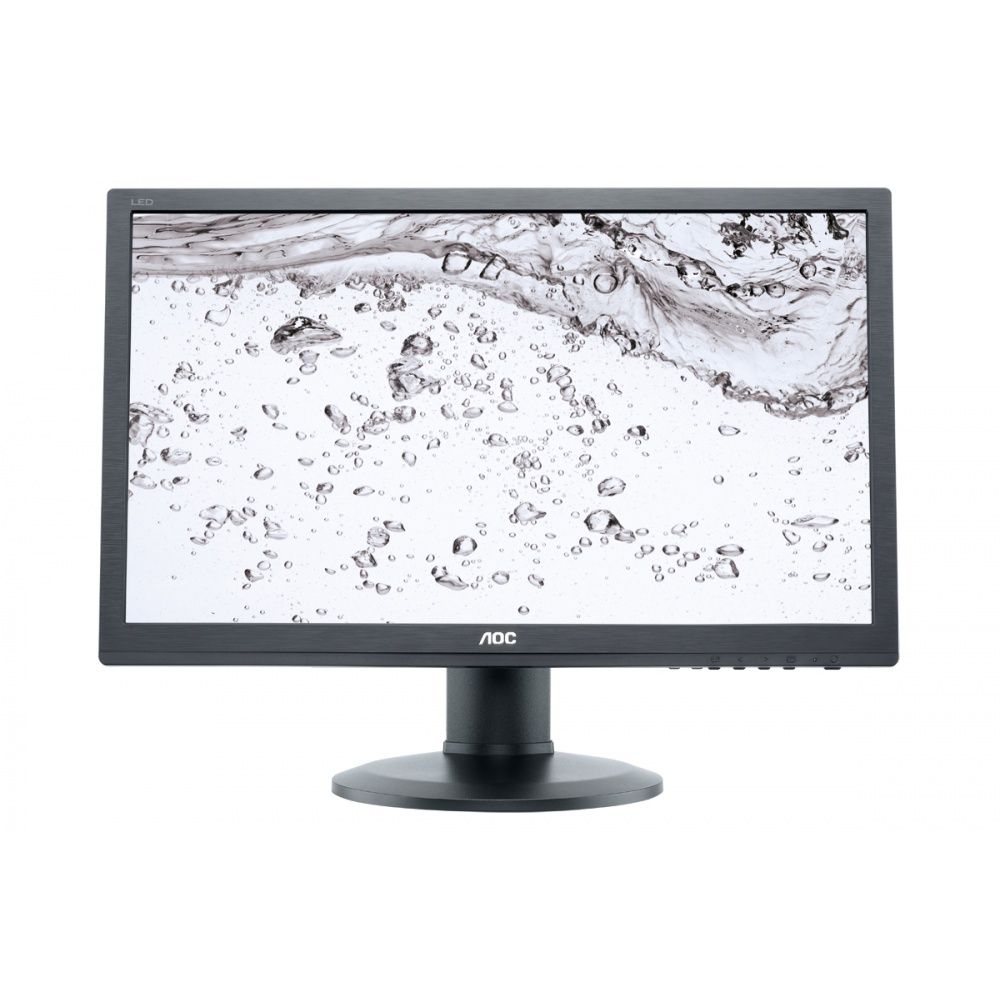 Monitor LED AOC M2060PWQ 19.5 inch Full HD Black