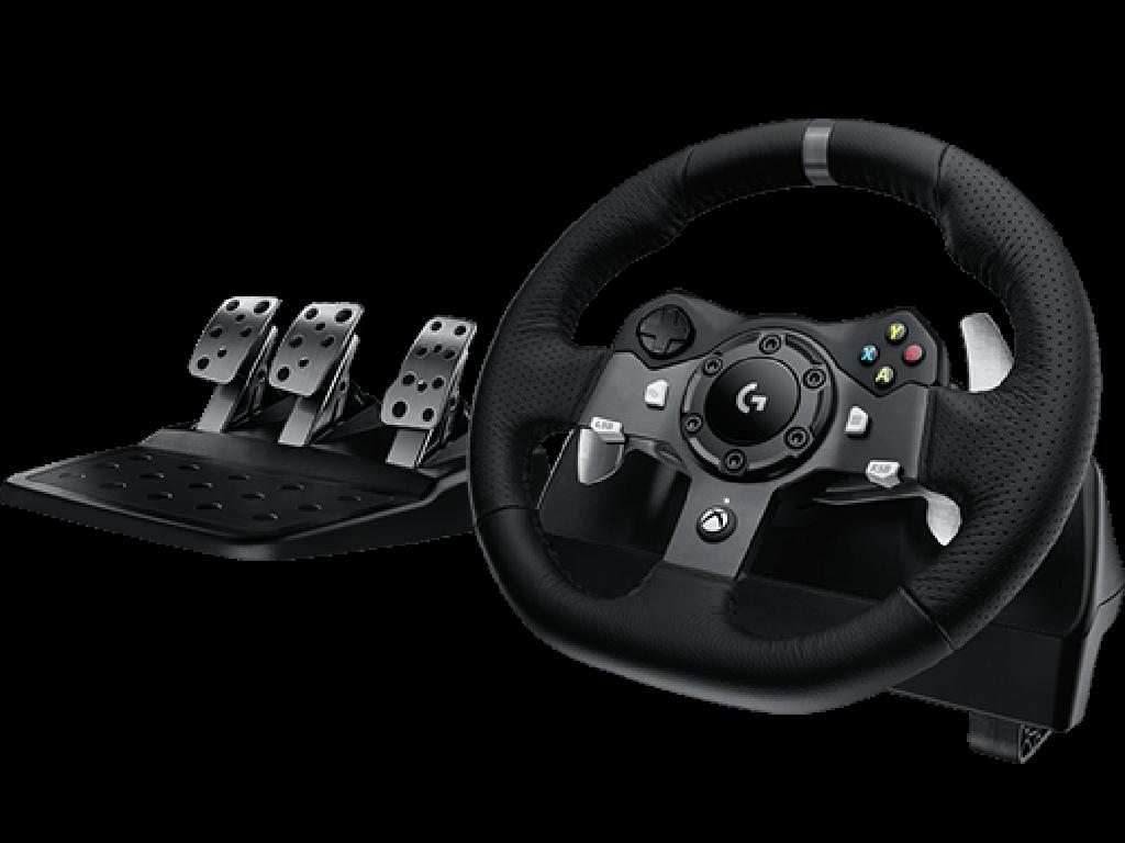 Volan Logitech Driving Force G920 pentru PC Xbox ONE