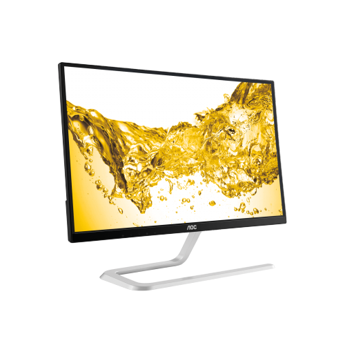 Monitor LED AOC I2281FWH 21.5 inch IPS Black