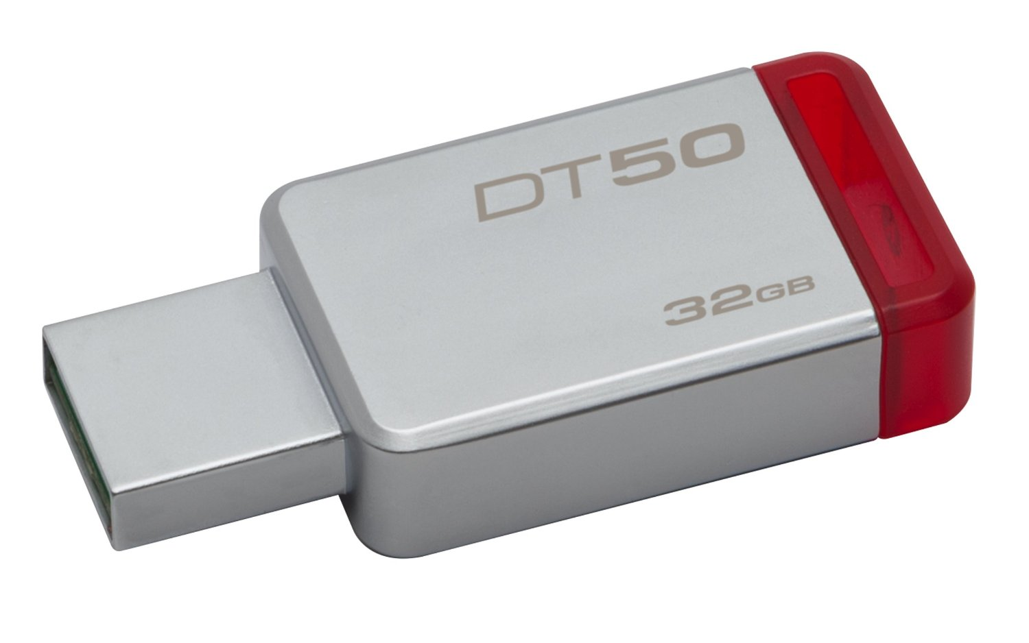 Flash Drive Kingston Data Traveler 50 32GB USB 3.0 Metal/Red