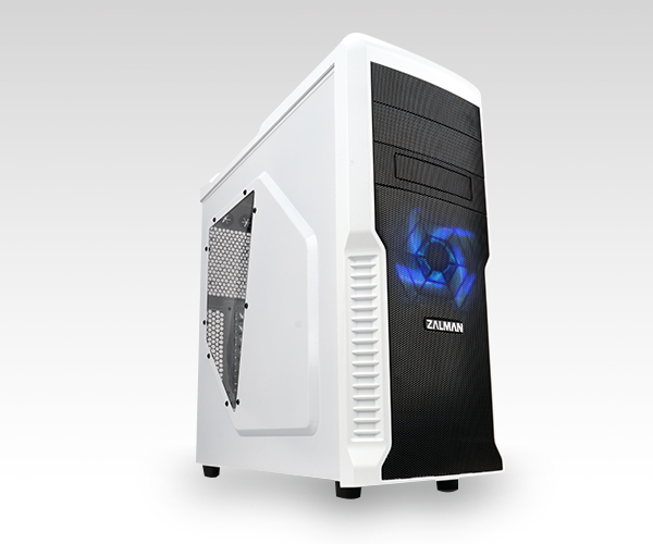 Carcasa PC Zalman Z3 Plus White